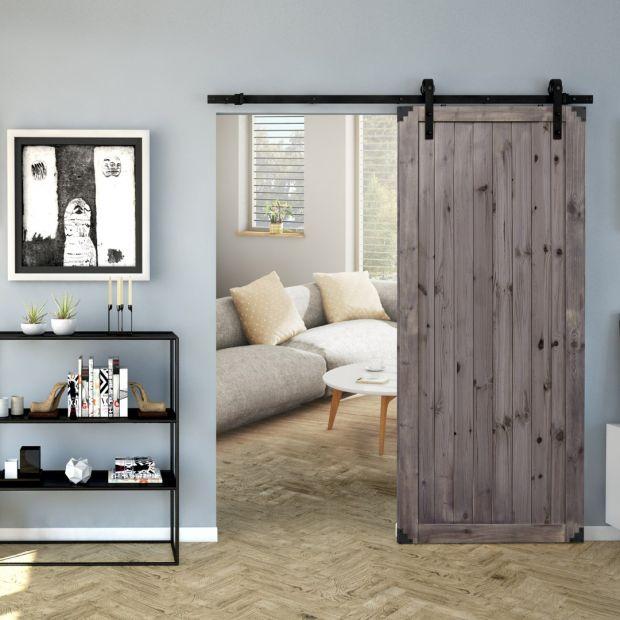Mieszkanie w stylu loft - wybieramy drzwi