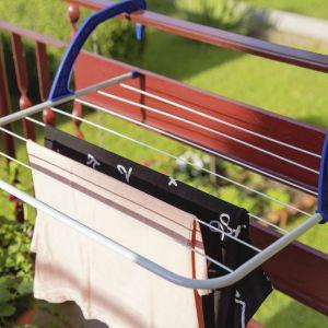 Suszarka balkonowa Smart. Fot. Galicja dla Twojego Domu.