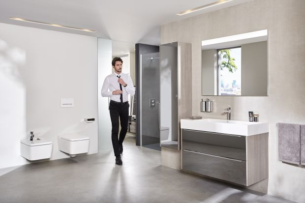 Nowoczesne technologie i rozwiązania nie omijają segmentu wyposażenia strefy sanitarnej.Prezentujemy przegląd aktualnych propozycji do wyposażenie strefy w.c.