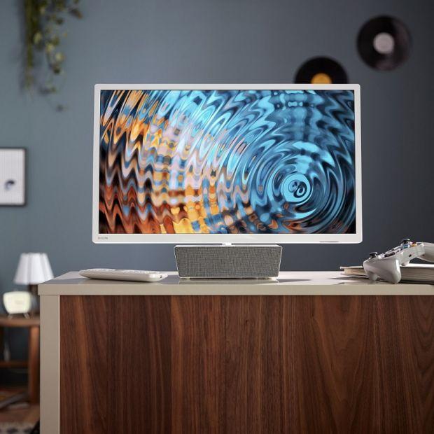 Niewielki telewizor z głośnikiem bluetooth – do kuchni i pokoju nastolatka
