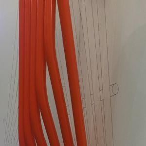 Nowoczesne grzejniki dekoracyjne - model Koliber. Fot. Luxad