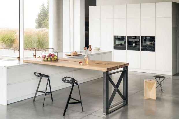 Biała kuchnia - zobacz, jak przełamać monotonię wnętrza