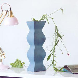 Piękne porcelanowe wazony - kolekcja Constantin. Fot. Ćmielów Design Studio