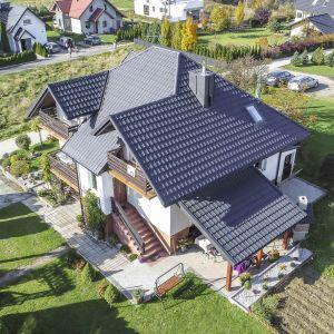 Przygotuj dach na sezon zimowy. Fot. Blachotrapez