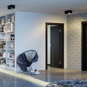 Modne drzwi w mieszkaniu: model Porta Natura Space. Fot. Porta