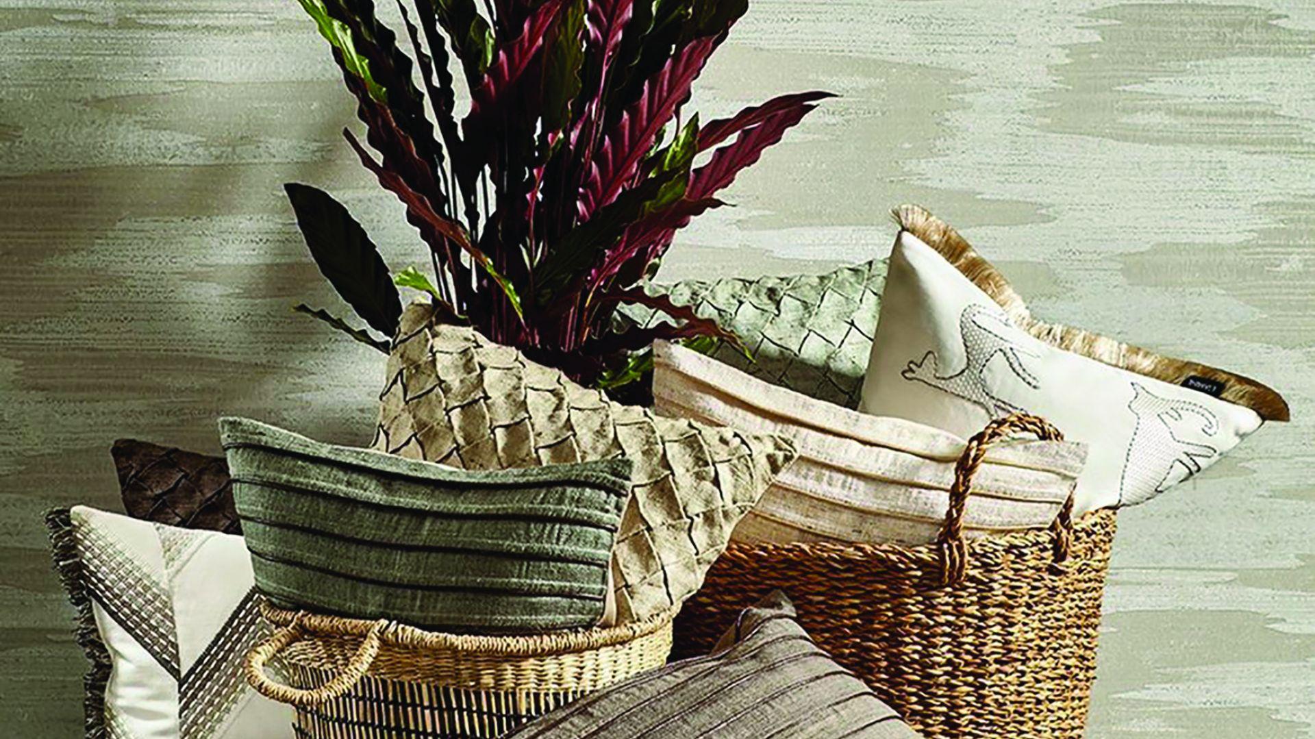 Jesienny niezbędnik do przytulnych wnętrz. Fot. Zimmer Rohde/ Almidecor