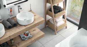 Geometria zdominowała ofertę ceramiki sanitarnej. Najnowsze linie wzornicze bazujące na kształcie koła czy kwadratu idealnie wpisują się w modne minimalistyczne aranżacje łazienek.