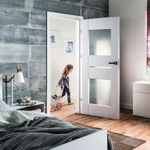 Drzwi Inovo oferowane w wielu wariantach stylistycznych. Fot. Vox