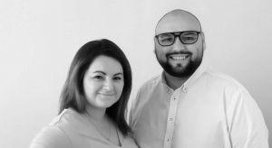 Ola i Michał Trojanowscy swojąpracownię założyli w 2013 roku, jednak z branżą projektowania wnętrzsą związani od 10 lat.