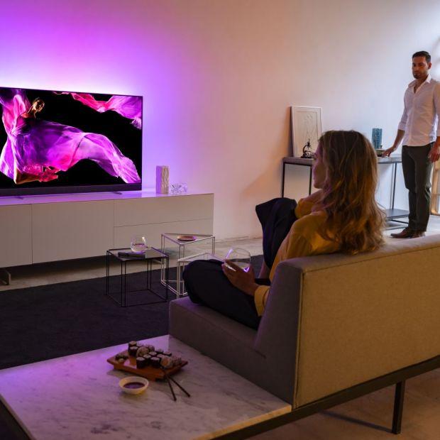Kino domowe - nowy telewizor w technologii OLED