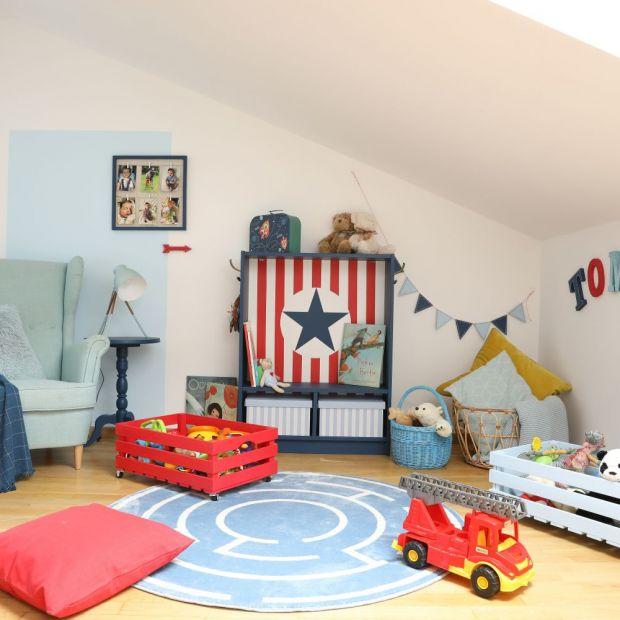 Pokój dziecka - przyjazna i bezpieczna przestrzeń