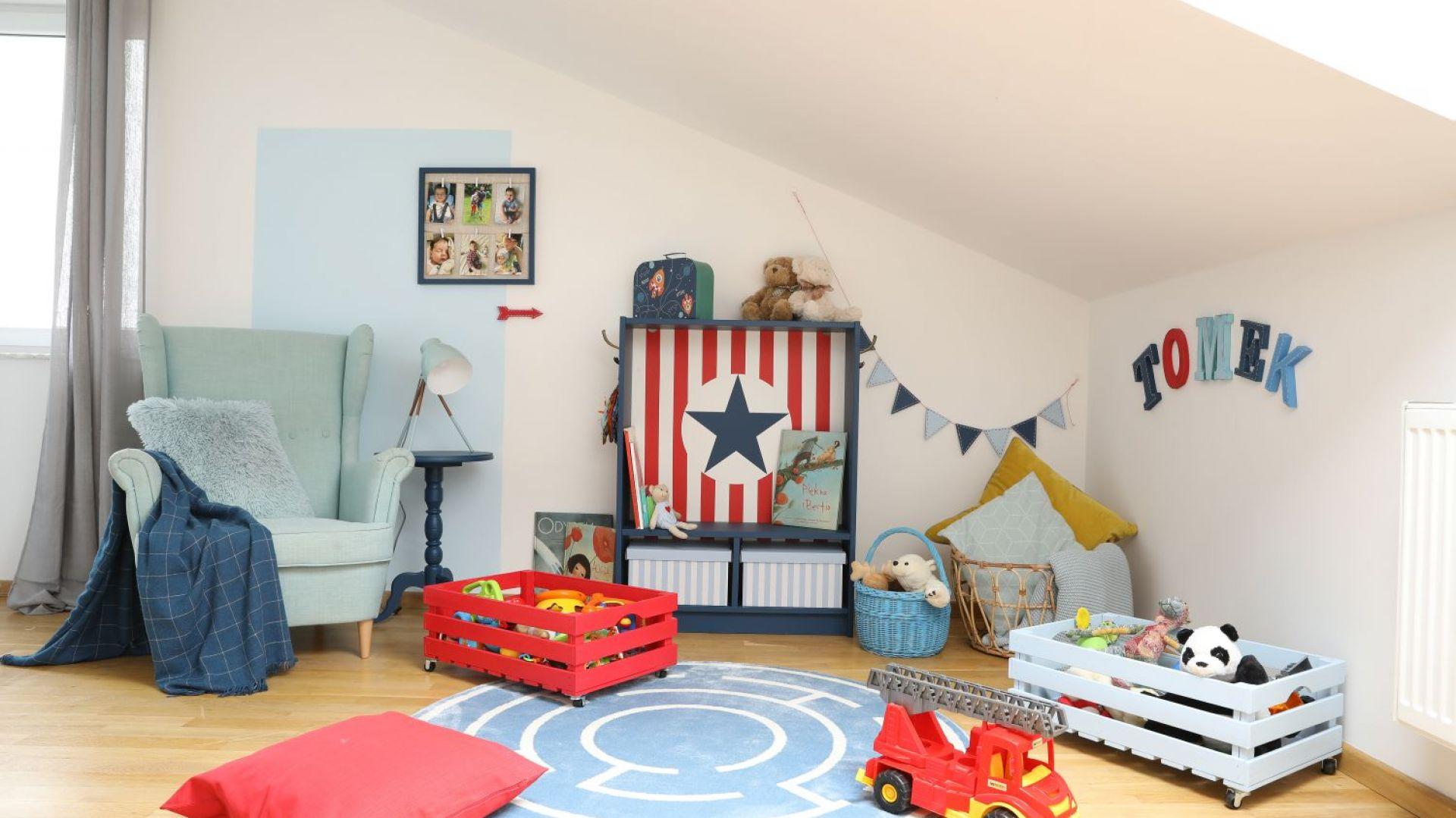 Jak stworzyć przyjazną i bezpieczną przestrzeń dla dziecka. Fot. Bondex