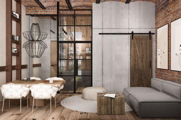 Kuchnia w stylu loft - zaprojektuj z architektem