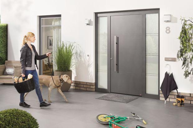 Drzwi zewnętrzne - zabezpiecz się przed jesiennym chłodem