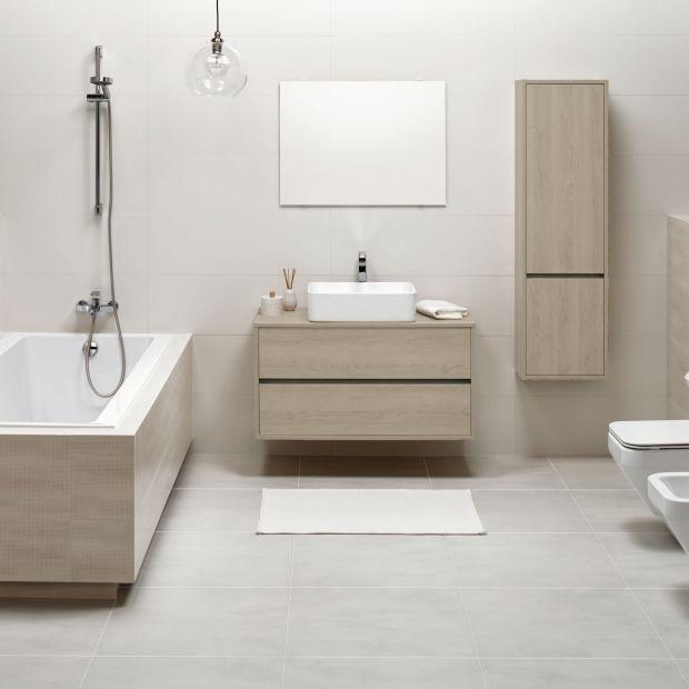 Minimalistyczna łazienka - tak można ją urządzić