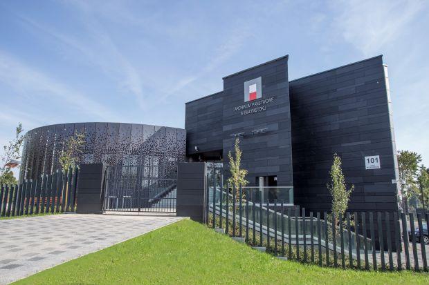 Archiwum Państwowe w Białymstoku ma nową siedzibę