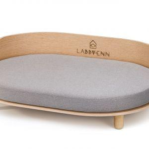 Legowisko Loue/Labbvenn. Produkt zgłoszony do konkursu Dobry Design 2019.