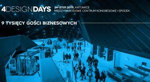 300 wystawców, 13 tys. m kw. powierzchni wystawienniczej, 9 tys. gości biznesowych i ponad 25 tys. odwiedzających - tak w skrócie zapowiada się czwarta edycja 4 Design Days. Od 24 do 27 styczniakatowickie Międzynarodowe Centrum Kongresowe i Spodek