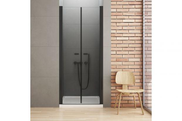Kolekcja kabin prysznicowych New Soleo Black/New Trendy