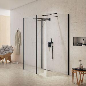 Kolekcja kabin prysznicowych New Modus Black/New Trendy