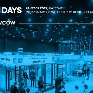 300 wystawców, 13 tys. m kw. powierzchni wystawienniczej, 9 tys. gości biznesowych i ponad 25 tys. odwiedzających - tak w skrócie zapowiada się czwarta edycja 4 Design Days.