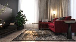 Projekt: Agnieszka Konieczna. Wizualizacje: Ambience. Interior Design