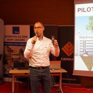 Wojciech Jankowski z firmy Nice