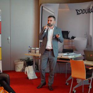 Marek Kraczkowski z firmy CAD Projekt