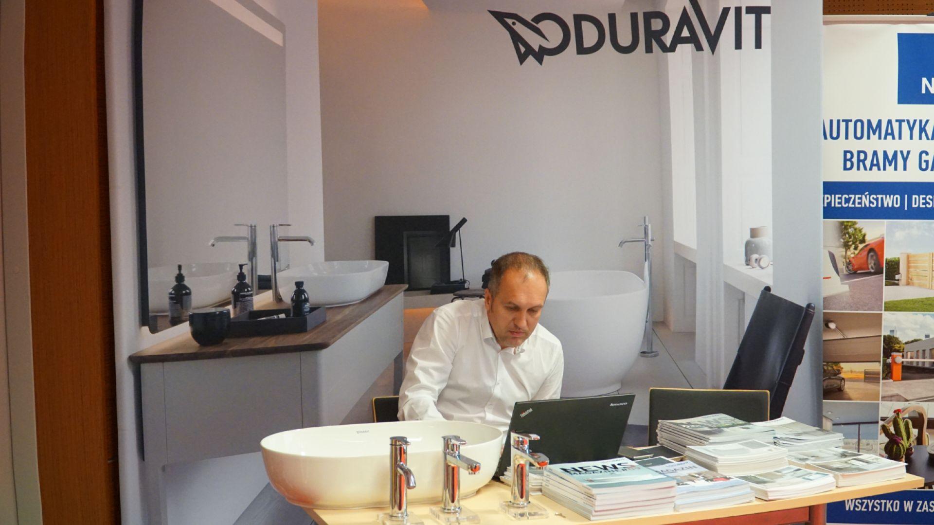 Stoisko firmy Duravit