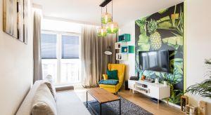 Zobaczcie, jak architektomudało się zrealizować projekt mieszkania, które jest zarówno ciekawe, jak i funkcjonalne a przy tym jakość zastosowanych materiałów pozwoli użytkować je bez problemu przez kilka lat.