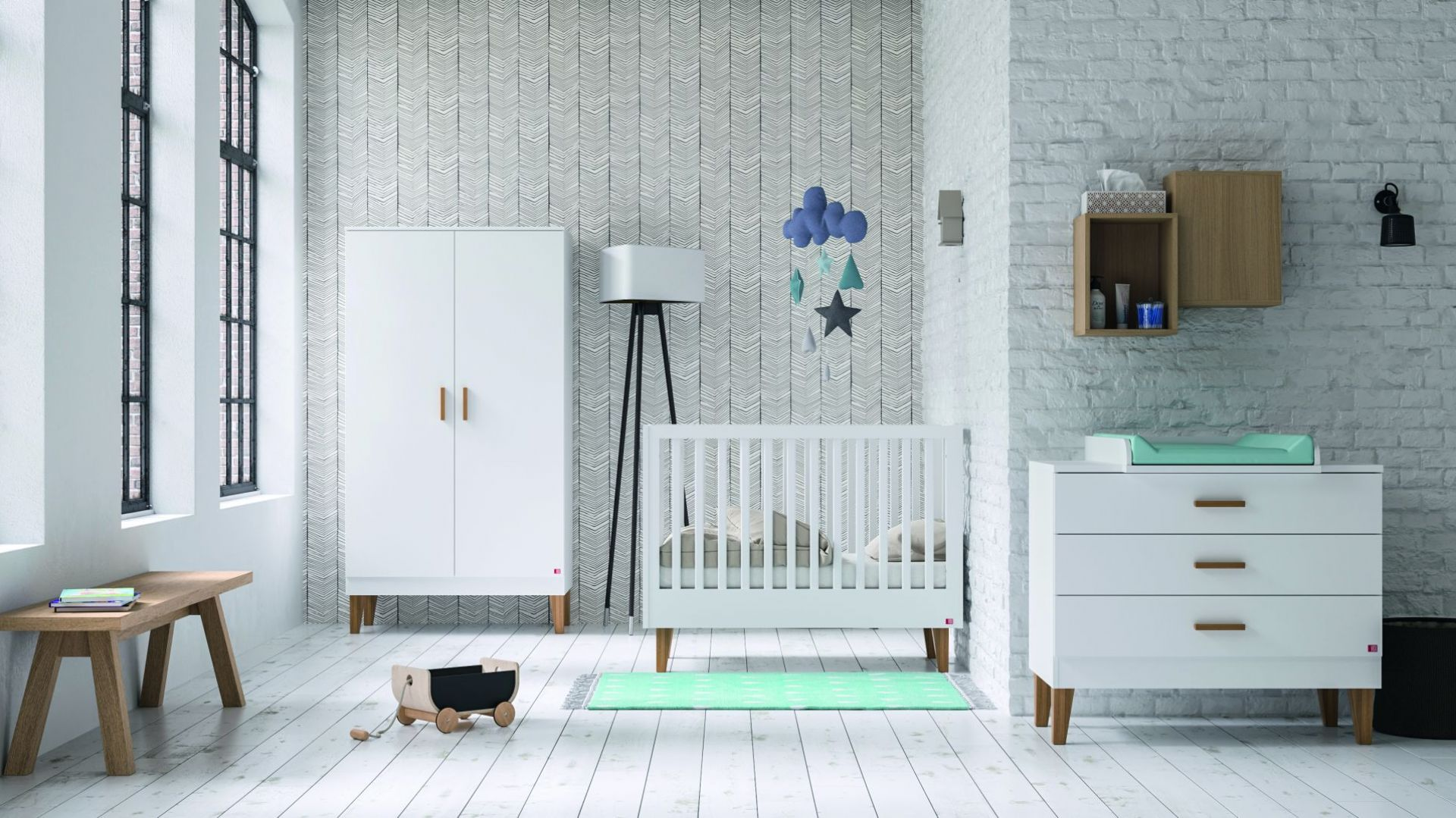 Meble do pokoju dziecka - kolekcja Lounge. Fot. Vox