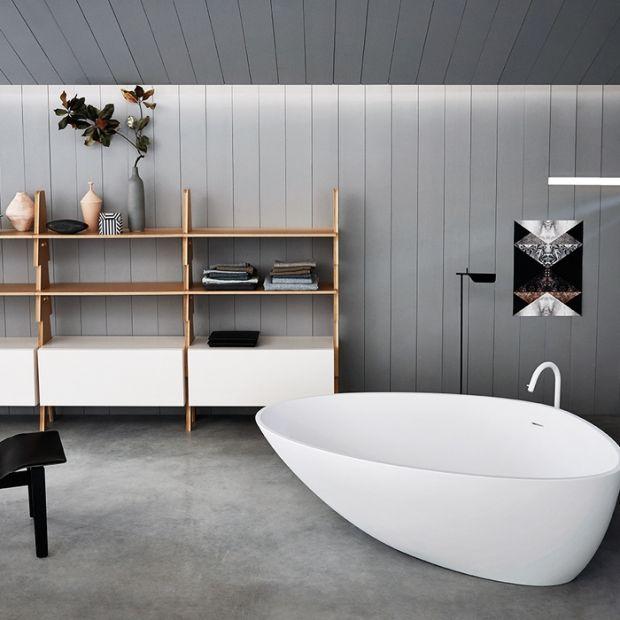 Modna łazienka - piekne włoskie wanny