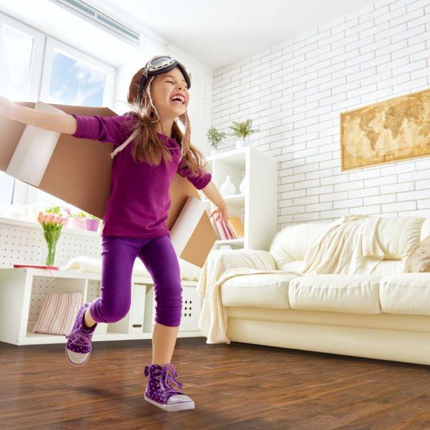 Dziecko w domu - urządzamy z myślą o najmłodszych
