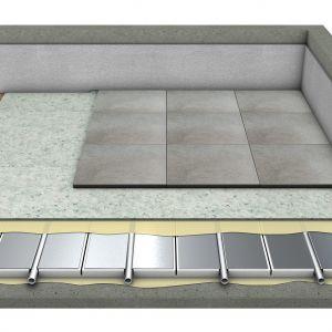 Ogrzewanie podłogowe - eksperci mówią o zaletach rozwiązania i montażu. Fot.