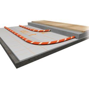 Ogrzewanie podłogowe - eksperci mówią o zaletach rozwiązania i montażu. Fot. Purmo