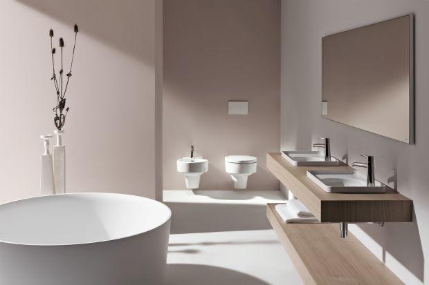 Wyposażenie łazienki - nowe elementy oryginalnej kolekcji