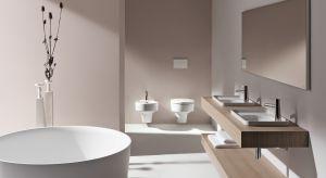 Oryginalna kolekcja zyskuje kilka dodatkowych modeli tworząc niezwykłe rozwiązanie łazienkowe.