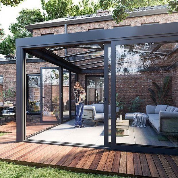 Ogród zimowy – czy warto wybrać konstrukcję z aluminium