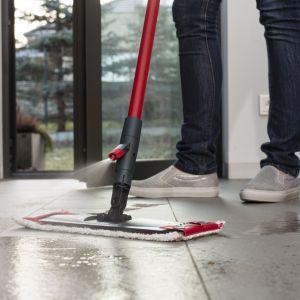 Sprzątanie mieszkania. Fot. Vileda