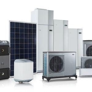 Pompę ciepła możemy zamontować zarówno w nowych, jak i starszych domach. W przypadku starych budynków montaż pompy ciepła może jednak wiązać się z koniecznością termomodernizacji. Fot. Nibe-Biawar