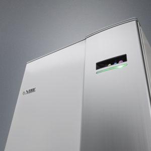 Pompa ciepła jest najbardziej ekologicznym, bezpiecznym i komfortowym źródłem ciepła. Fot. Nibe-Biawar