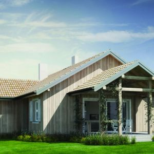 Dom N14. Projekt: arch. Sylwia Strzelecka. Fot. S&O Projekty Sylwii Strzeleckiej