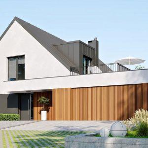 Dom Daniel VI G2 . Projekt: arch. Artur Wójciak. Fot. Pracownia Projektowa Archipelag
