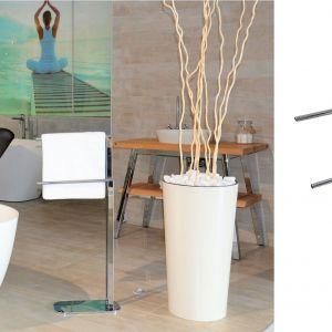 Dodatki łazienkowe Vigour Individual/Vigour. Produkt zgłoszony do konkursu Dobry Design 2019.