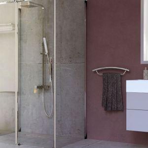 System ścianek i drzwi prysznicowych Hiacynt/Deante. Produkt zgłoszony do konkursu Dobry Design 2019.