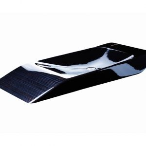 Umywalka Delta/Szkilnik Design. Produkt zgłoszony do konkursu Dobry Design 2019.