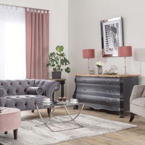 Kolekcja Velvet to luksusowe, eleganckie tkaniny przypominające aksamit. Fot. Dekoria.pl