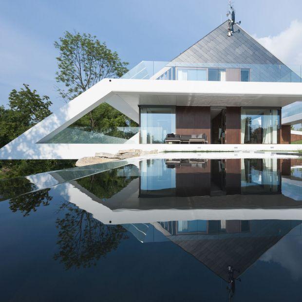 Dom na urwisku - piękna rezydencja w stolicy Małopolski