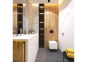 Projekt i wizualizacje: Ambience. Interior Design