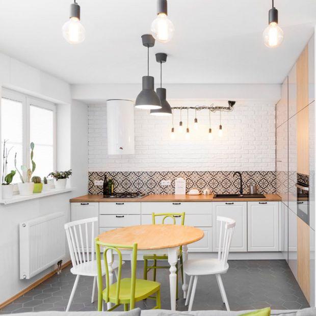 Piękne mieszkanie w skandynawskim stylu – udana metamorfoza